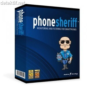 Software penyadap PhoneSheriff