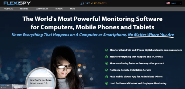 The World's Most Powerful Monitoring Software for Computers, Mobile Phones and Tablets